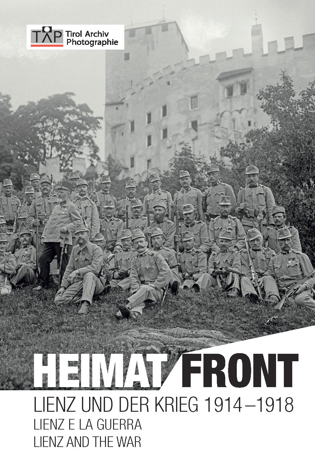 "DVD Cover ""Heimat/Front"""